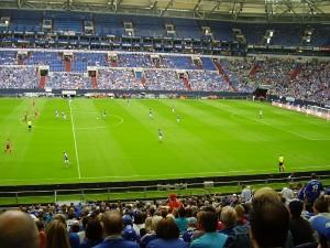 Doppelpack: Schalke nach dem Anpfiff